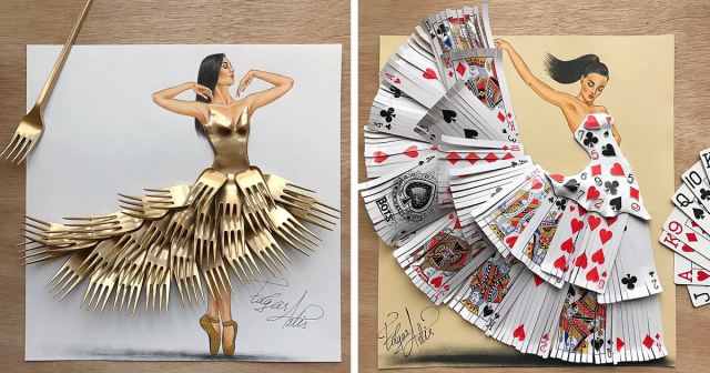 artist-makes-dresses-from-everyday-objects